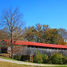 *OLDTOWN COVERED BRIDGE* by Van Coleman