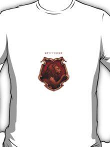 Gryffindor Crest Harry Potter T-Shirt