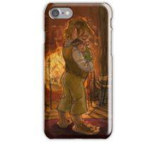 Bilbo and Baby Frodo Baggins iPhone Case/Skin