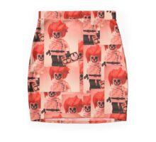 Professor Boom Custom Minifigure with Bomb Mini Skirt