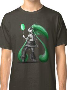 Rainbow Punk: Emerald Funk Classic T-Shirt