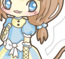 Neko Lolita Sticker