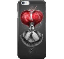 Rainbow Punk: Crimson Lolita iPhone Case/Skin