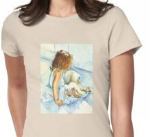 Ballerina Tane Womens Fitted T-Shirt