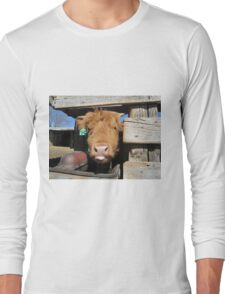 Anthony  29 March 2015 Long Sleeve T-Shirt