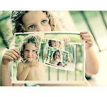 Infinite Mila Photographic Print