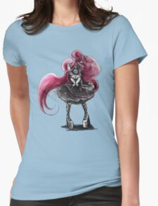 Rainbow Punk: Pinky Punk Womens Fitted T-Shirt