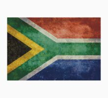 National flag of the Republic of South Africa One Piece - Long Sleeve