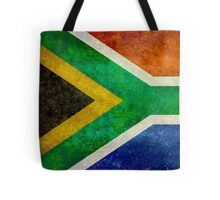 National flag of the Republic of South Africa Tote Bag