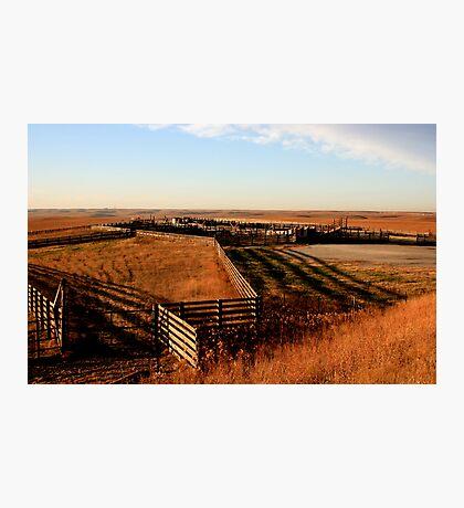 Flint Hills, KS Photographic Print