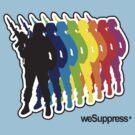 wesuppress by moodumbrella