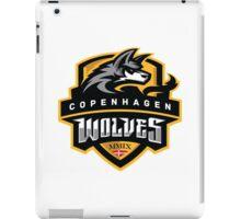 Copenhagen Wolves iPad Case/Skin