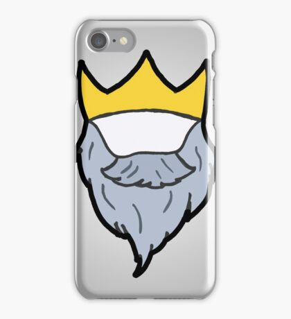 Noble Beard iPhone Case/Skin
