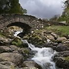 Ashness Bridge - Lake District by eddiej