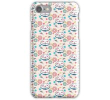 Great Chubby Cat_donuts iPhone Case/Skin