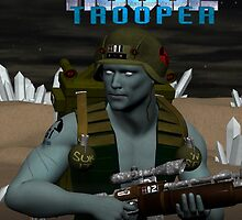 Rogue Trooper Engineered for War by kerchow