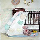Kelly's Nursery by Sandy Sparks