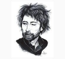 Thom Yorke [Radiohead] Kids Tee