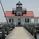Manteo Marina Lighthouse by hatterasjack