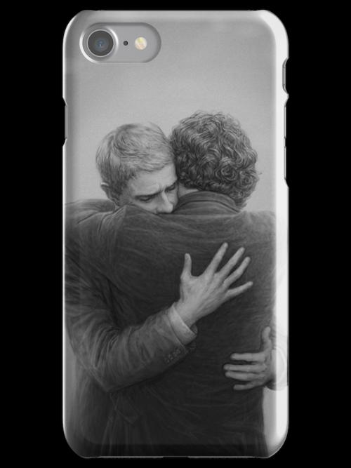John and Sherlock by br0-harry