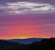 Rainbow Dawn by LavenderMoon