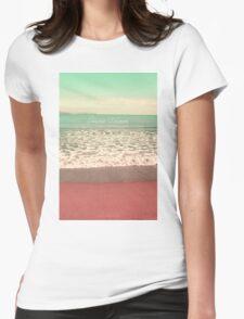 Ocean Dream I Womens Fitted T-Shirt