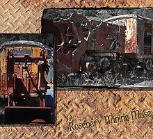 Rosebery Mining Museum by Shane Viper