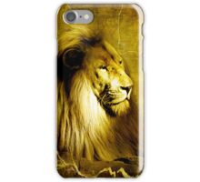 His Majesty iPhone Case/Skin