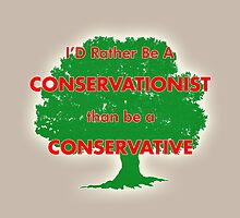 I'd Rather Be A Conservationist by Cleave