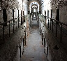 Darkness of Prison remains in the light by CrisPizzio