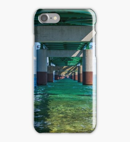 Mackinac Bridge iPhone Case/Skin