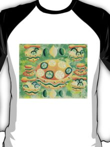 Lemons and Limes with Bowls T-Shirt