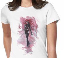 Assatanata: A night in New Lancre Womens Fitted T-Shirt