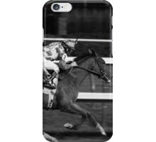 Jockey at Churchill Downs iPhone Case/Skin