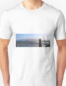 over looking the river T-Shirt