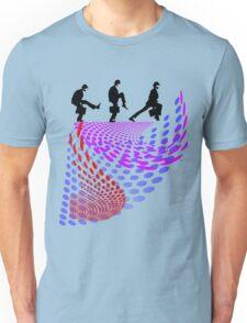 Walk & Dots. Unisex T-Shirt