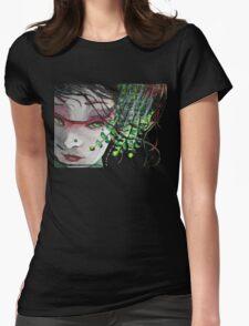 Geisha in Leaves: The Sentimental Concubine T-Shirt