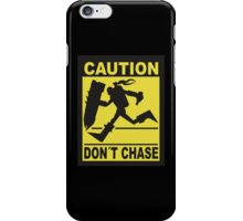 League of Legends - Don't Chase! iPhone Case/Skin