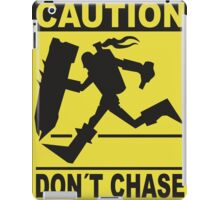 League of Legends - Don't Chase! iPad Case/Skin