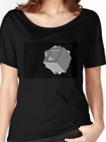 Boxes Women's Relaxed Fit T-Shirt