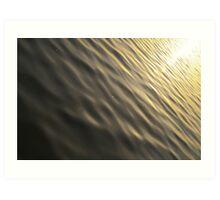 Coorong Sunset Art Print