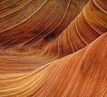 Sandstone Natural Landscape  by Ness Flett