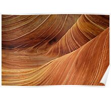 Sandstone Natural Landscape  Poster