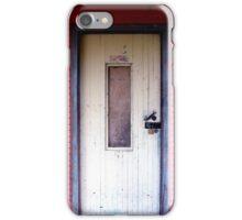 Door in Ciudad Colón iPhone Case/Skin
