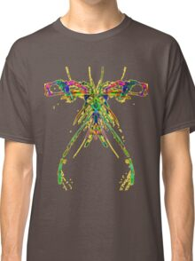 Fractal Dragonfly Classic T-Shirt