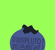 Pluto by danic13