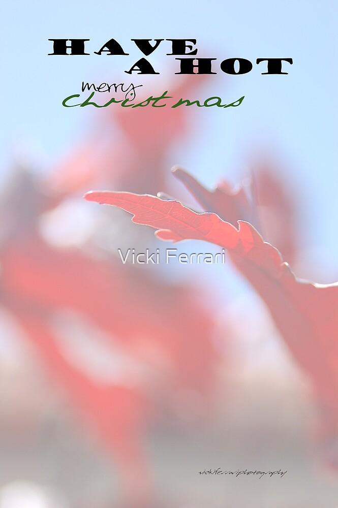 Have A Hot Merry Christmas © Vicki Ferrari Photography by Vicki Ferrari