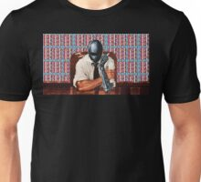 Retro-Robot Love Unisex T-Shirt