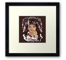 Exorcist Club Framed Print