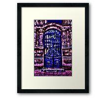 Mystical Door Fine Art Print Framed Print